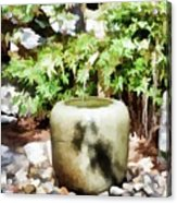 Japanese Garden 6 Acrylic Print