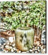 Japanese Garden 7 Acrylic Print