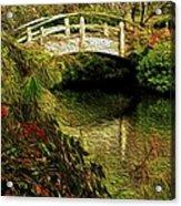 Japanese Garden Acrylic Print