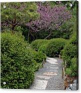 Japanese Garden I Acrylic Print