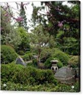 Japanese Garden IIi Acrylic Print