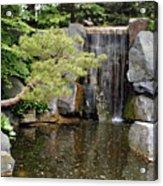 Japanese Garden V Acrylic Print