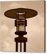 Japanese Lamp Acrylic Print