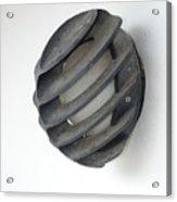 Japanese Shell Lamp Acrylic Print