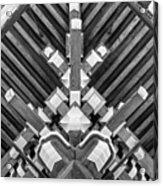 Japanese Texture #71 Acrylic Print