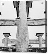 Japanese Texture #74 Acrylic Print