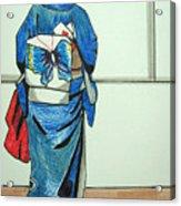 Japonese Girl Acrylic Print