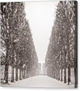 Jardin_du_luxembourg Acrylic Print