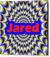 Jared Acrylic Print