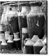 Jars Of Clay Acrylic Print
