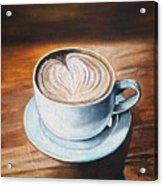 Java Time #1 Acrylic Print