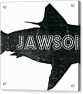 Jawsome Acrylic Print