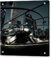 Jay Pritzker Pavilion - Chicago Acrylic Print