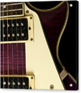 Jay Turser Guitar 7 Acrylic Print
