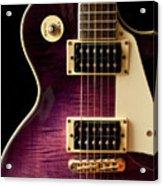 Jay Turser Guitar 9 Acrylic Print