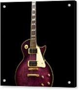 Jay Turser Guitar Acrylic Print