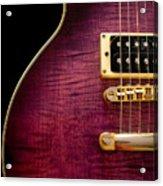 Jay Turser Guitar 3 Acrylic Print