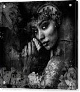 Jazmine Acrylic Print