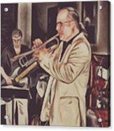 Jazz Club Acrylic Print