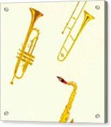 Jazz Fest Acrylic Print