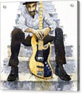 Jazz Marcus Miller 4 Acrylic Print