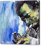 Jazz Miles Davis 5 Acrylic Print