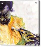 Jazz Miles Davis 7 Acrylic Print