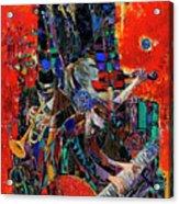 Jazz Orchestra 4 Acrylic Print