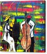 Jazz Performers Acrylic Print