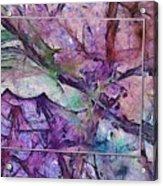 Jazzier Intermixture  Id 16098-035224-75483 Acrylic Print