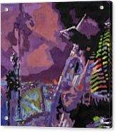Jazz.miles Davis.4. Acrylic Print