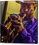 Jazzy Hands 938 Acrylic Print
