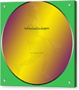Jdm Tennis 2 Gr W Jdm F Acrylic Print