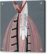 Jeanne Lanvin Design, 1925 Acrylic Print