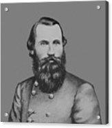Jeb Stuart -- Confederate General Acrylic Print