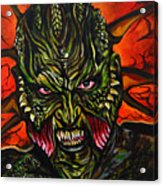 Jeepers Creepers  Acrylic Print