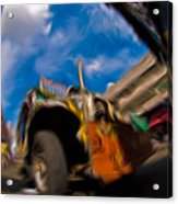 Jeepney 62932501 Acrylic Print