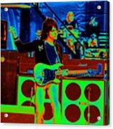 Live In Concert 1976 Acrylic Print