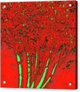 Jelks Fingerling 9 Acrylic Print