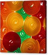 Jello Acrylic Print