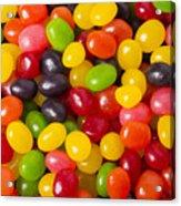 Jelly Beans Acrylic Print