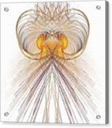 Jelly Fish Art Acrylic Print