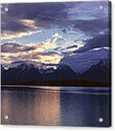 Jenny Lake, Grand Teton National Park Acrylic Print
