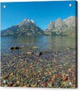 Jenny Lake Acrylic Print