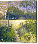 Jeremiahs Field Acrylic Print by Kevin Lawrence Leveque