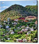 Jerome - Arizona Acrylic Print