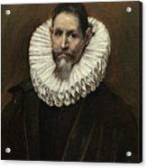 Jeronimo De Cevallos Acrylic Print