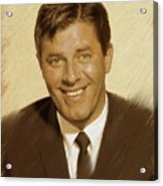 Jerry Lewis, Vintage Actor Acrylic Print