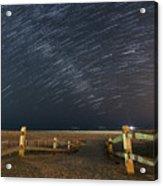 Jersey Shore Nights Acrylic Print