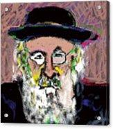 Jerusalem Man No. 2 Acrylic Print